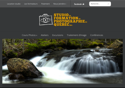 Studio de formation Photographique